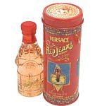 Womens Designer Perfume By Gianni Versace, (RED Jeans EAU De Toilette Spray 2.5 Oz. (Unboxed, ()