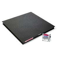 Ohaus VX32XW10000X Basic Level Floor Scale 10,000 LB Capacity