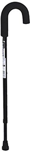 UPC 038703083167, Sunmark Aluminum Cane Round Handle Black- 1 each