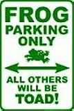 Frog Parking