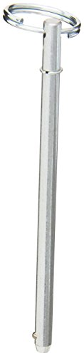 Monroe Zinc Plated Steel Quick Release Pin With Shoulder, Ri