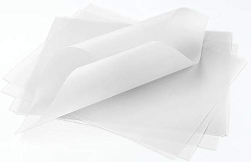 Limba White Translucent Vellum - 8 1/2 x 14, 30lb Colors Transparent, 100 Pack by LCI Paper