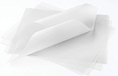 Limba White Translucent Vellum - 8 1/2 x 14, 30lb Colors Transparent, 100 Pack