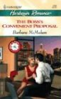 The Boss's Convenient Proposal, Barbara McMahon, 0373037856