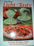 Taste of Home's Light and Tasty Annual Recipes 2005, Julie Schnittka, 0898214432