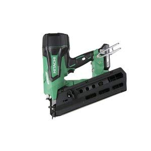 Hitachi NR1890DR 18V Cordless Brushless Plastic Strip 3-1/2' Framing Nailer (Discontinued by the Manufacturer)