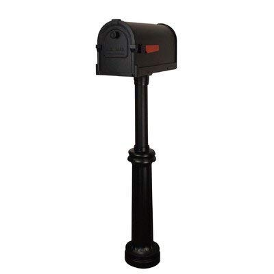 - Special Lite Savannah Curbside Mailbox with Bradford Direct Burial Mailbox Post
