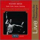 Wagner - Rienzi / Kollo · Studer · Rootering · Bayerische Staatsoper · Sawallisch