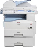 Ricoh Fax-Copier Printer-Cl Scanner-Network-Duplex MP201SPF