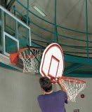 Easy Up Youth Basketball Goal/Rim/Hoop - 9'H (2.7m)