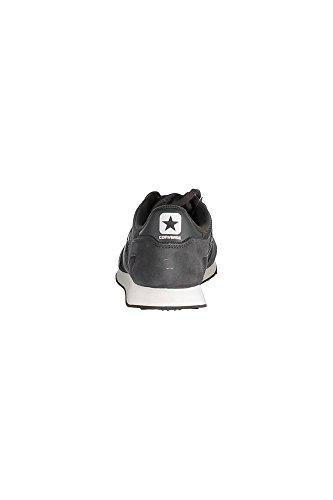 Sneaker Grigio Racer Auckland Scuro Basse Uomo Converse Ox qgBHv