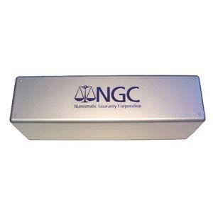NGC Plastic Storage Box for 20 Slab Coin Holders ()