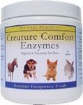 Frequency Foods Creature Comfort Enzymes for Pets Powder 2 ounces Review