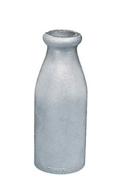 Aluminum 1-lb Milk Bottle (1 Piece) by Fun Express