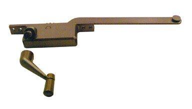 Prime-Line Casement Operator Right Hand 9'' Bronze 3/8'' Dia. Carded