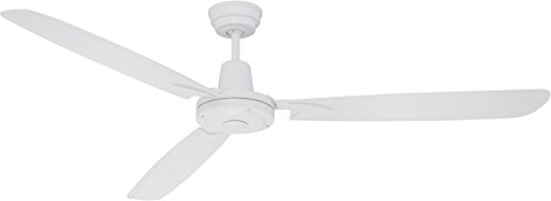 Craftmade 3 Blade White Ceiling Fan Without Light VE58W3 Vel