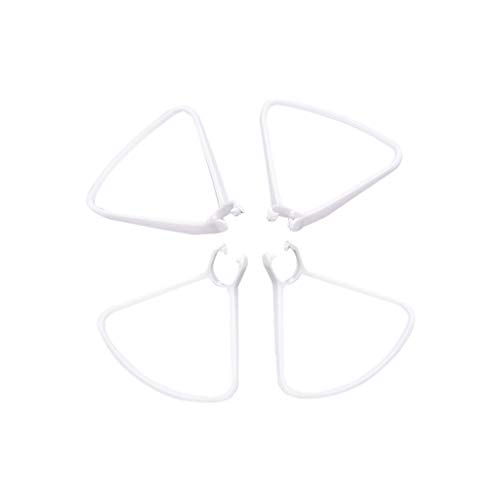 Propeller Guard, 4PCS Propeller Guard Protection Ring Spare Part Accessory for XIAOMI MITU Quadcopter (White)