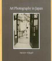 Download Art Photography in Japan. 1920-1940. 2003. Paper. pdf