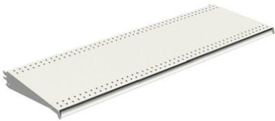 Lozier Store Fixtures DL416N WHT 4 ft. Wide x 16 in. Deep44; White Lozier Shelf - Pack of 2 (Store Fixtures Lozier)