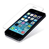 SHOPWAY Premium Quality Gorilla Tempered Glass Screen Protector for Apple iPhone 5/iPhone 5S