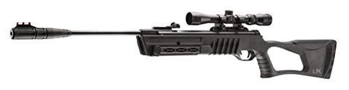 Umarex FUEL .177 Caliber Pellet Gun Air Rifle (Ruger Targis 177 Pellet Rifle With 4x32 Scope)