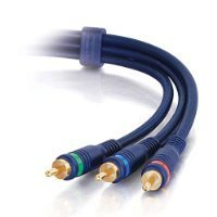 09 Velocity(TM) RCA Component Video Cable (1.5 Feet) SOLD BY Prefectmart THANK YOU (Go Velocity Video Cable)