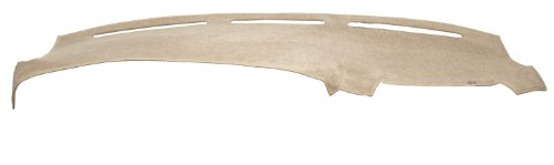DashMat Original Dashboard Cover Cadillac DeVille (Premium Carpet, Beige)