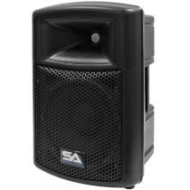 Powered 10 Inch PA/DJ Loudspeaker Cabinet