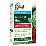Gaia Herbs Adrenal Health Supplement product image