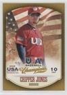 Chipper Jones (Baseball Card) 2013 Panini USA Baseball Champions - [Base] #30