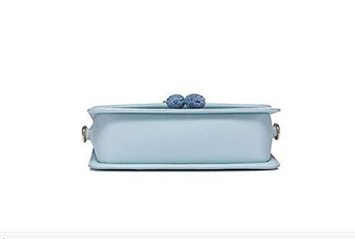 5 Single Ciliegia Messenger Handbag le Crossbody Sxuefang Fashion Bag Leather donne 7 Cherry per 14 22 Cm Ciondolo Bag qtzSccT