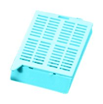 Dynalon 230274-000B Blue Polyoxymethylene Mega Type Tissue Embedding Cassette (Case of 100) (Cassettes Tissue)