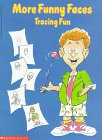img - for More Funny Faces Tracing Fun book / textbook / text book