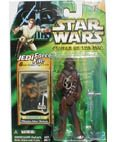 : Star Wars Power of the Jedi Millennium Falcon Mechanic Chewbacca Action Figure