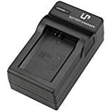 LP NP-FW50 Battery Charger, Compatible with Sony Alpha A3000, A5000, A5100, A6000, A6300, A6500, A7, A7II, A7S, A7SII, A7R, A7RII, A33, A55, RX10, RX10II, RX10 III, RX10 IV, NEX-3/5/7 Series and More
