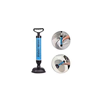 Amazon Com Samshow Toilet Plunger Powerful Manual Multi