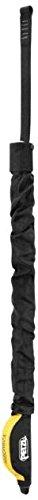 Petzl Adultos Fácil Ajustable Conexión Medio, con termostato Integrado Caso Sordina absorbica de I Vario, Black, 150cm, l64iar PETZG #Petzl L64IAR 150