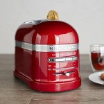 KitchenAid KMT2203CA Toaster - Candy Apple Red Pro Line Toaster by KitchenAid (Image #3)
