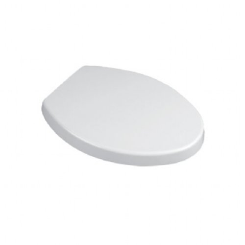 American Standard 5218.110.020 Boulevard Luxury Elongated Toilet Seat, White