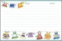 Gina B. Designs Aprons Recipe -