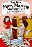 Mary Marony and the Mummy Girl