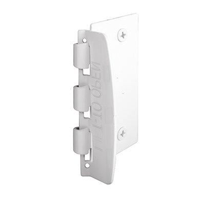 Door Flip Lock For Child Safety From Primeline White