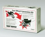 The AMES Companies, Inc True Temper 2 Wheel Conversion Kit - TWKT by The AMES Companies, Inc