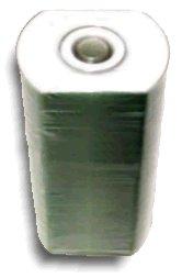Ridata 24X Business Card White Inkjet/Silver 5-Min CD-R's 100-Pak Shrinkwrap & Vinyl Sleeves (Pak Shrink Wrap)