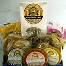 Baby Cookie Gift Basket - Large Vegan Cookie Gift Basket - Any Occasion
