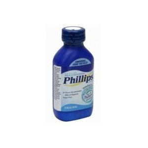 Phillips Milk of Magnesia Regular 26 oz. (Pack of 6) by Milk of