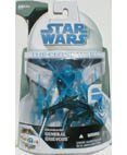 Star Wars: The Clone Wars 2008 Exclusive Action Figure, Holographic General Grievous, 3.75 Inches