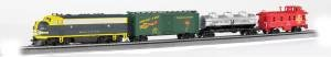 - Bachmann Industries Thunder Chief Ready To Run DCC Electric Train Set with DCC Sound Locomotive