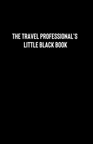 21EGD8K32ZL - The Travel Professionals Little Black Book