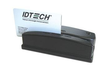 ID TECH WCR3237-700US S 414 USB,BAR CODE ONLY, I/R (KYBD EMULATION) ID Tech Omni WCR3237 700US Combined Barcode and Magnetic Stripe Reader by Id Tech